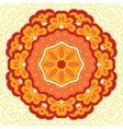 Arabesque Decorative element vector image