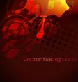 artistic stylish background vector image