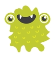 Cute monsters character vector image