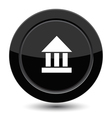 Button with amphitheater vector image vector image
