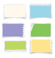 0ld paper vector image