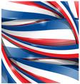 france flag background vector image vector image