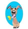 cartoon clip art of a cute and vector image