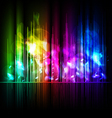 multicolored background vector image vector image