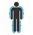 Exoskeleton Icon vector image