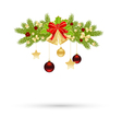 christmas decorations 2308 01 vector image