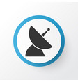 communication antenna icon symbol premium quality vector image