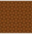 pattern brown vector image