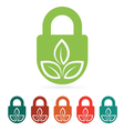 protect environment web icon flat vector image vector image