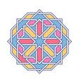 islamic seamless vector image