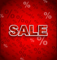 SALE Discount Background vector image
