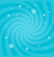for swirl design swirling radial pattern stars vector image