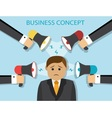 stressful situations at work vector image