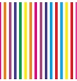 Seamless stripes background or tile pattern vector image