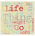 How to Lose Weight The Angry Pep Talk text vector image