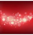 Dark Red Grunge Background vector image
