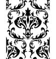 damas pattern vector image vector image