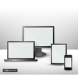 digital set for Your design vector image