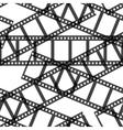 film reel seamless vector image