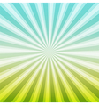 light natural rays light color vector image vector image