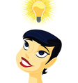 Bright Idea vector image vector image