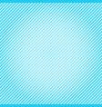 blue gradient diagonal lines pattern repeat vector image