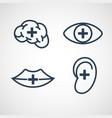 disabilities logo icon vector image
