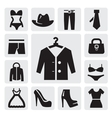 Clothing icon vector image