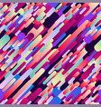 abstract seamless pattern with diagonal stripes vector image