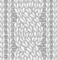 Seamless six-stitch cable stitch