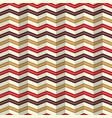 zigzag pattern with a rippled effect vector image