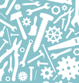 tools seamless background vector image vector image