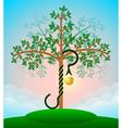 Bible Tree vector image