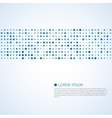 Abstract Dots Background vector image