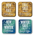 Sale collection vector image
