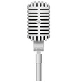 microphone 01 vector image