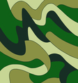 Military texture vector image