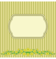 pastel background vector image vector image