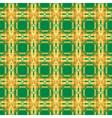 seamless gold lattice vector image