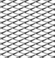 chain-link fence seamless pattern vector image vector image