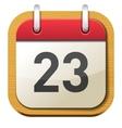 Calendar Date vector image