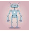 Robot vector image