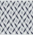 geometric seamless argyle pattern vector image