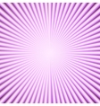 abstract color background with radial lines vector image