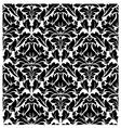 retro seamless damask pattern vector image vector image
