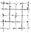 Scratched Grid vector image vector image