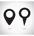 Location icon vector image