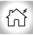 icon insurance vector image