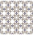 Delicate elegant seamless stylized flower pattern vector image vector image