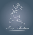 an of the Christmas background with a pat vector image vector image